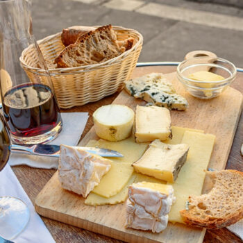 A Dummy's Introduction to Pairing Wine & Cheese